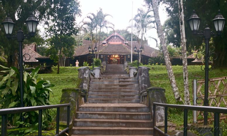 KTDC Lake Palace, Thekkady!