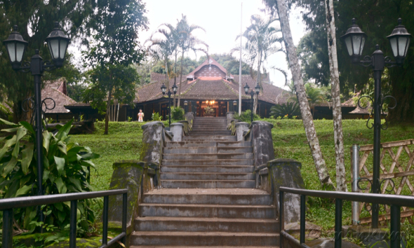 KTDC Lake Palace, Thekkady!