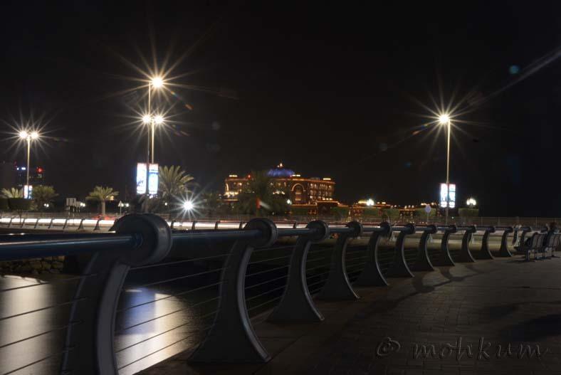 The Emirates Palace!