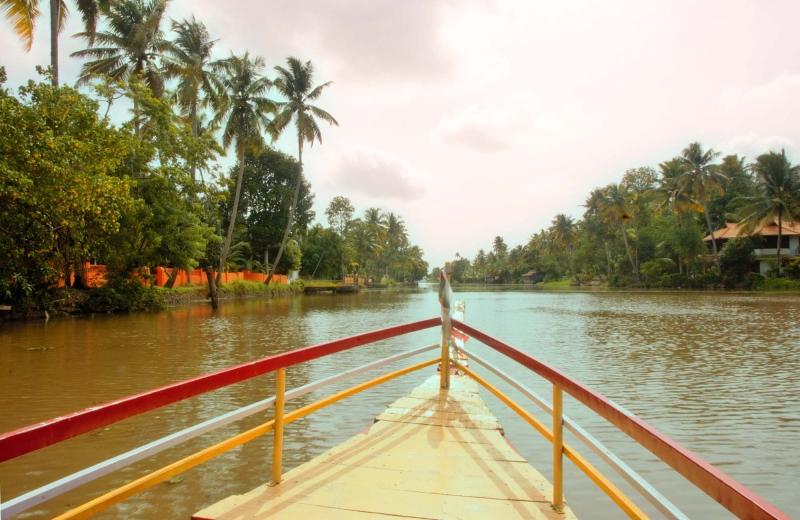 The Kumarakom Boating!