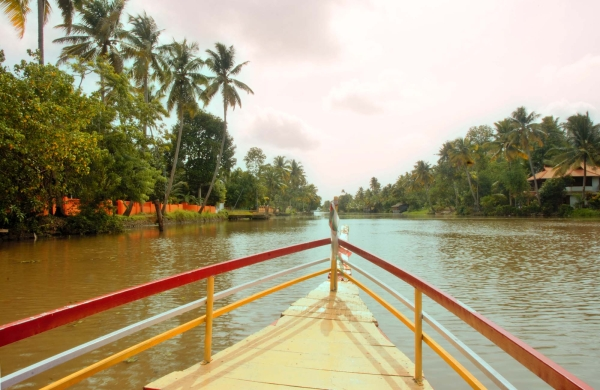 The Kumarakom Boating!