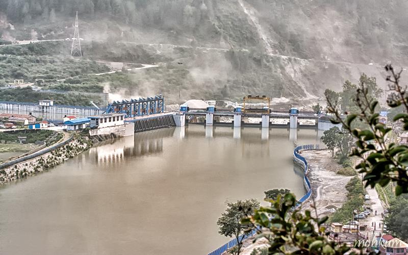 dam bhagirathi river uthrakashi