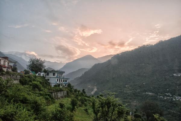 sunrise utharakhand