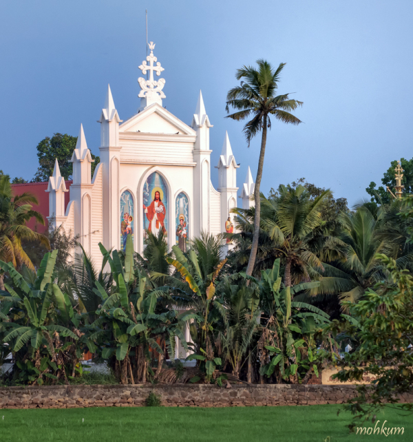 church alleppey