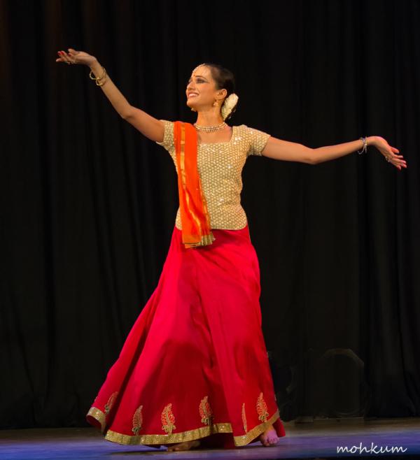 mitha kathak dance ernakulam