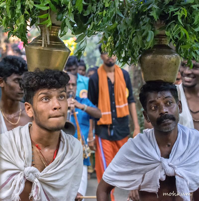 balance pot neem dance festival thaipooyam