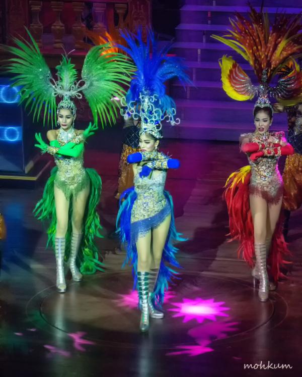 dance alcazar pattaya thailand