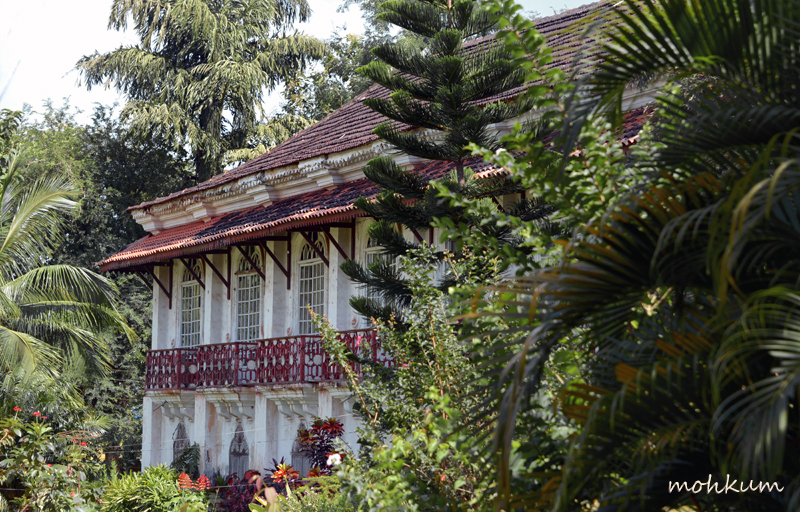 Discover Goa...the heritage house Chandon!