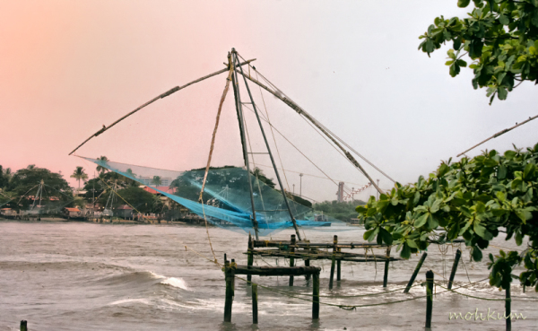 fishing net fortkochi