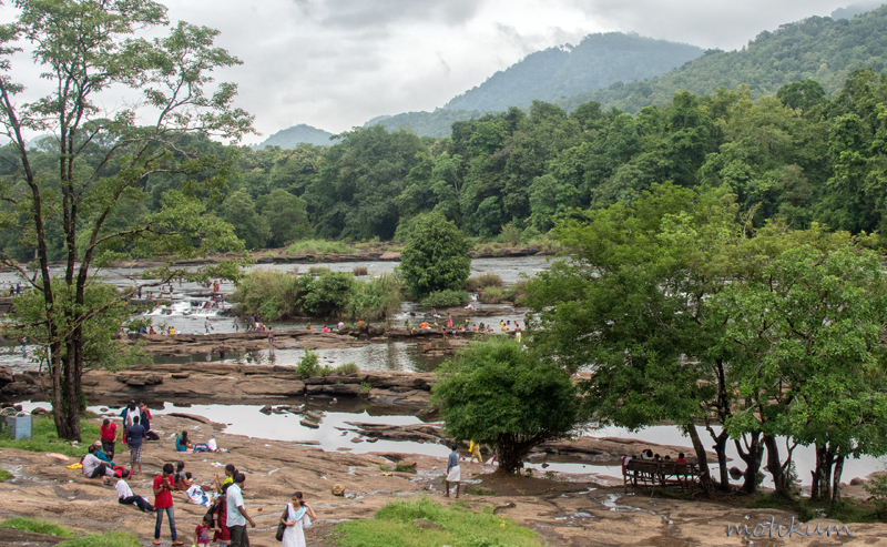 people river nature athirampilly