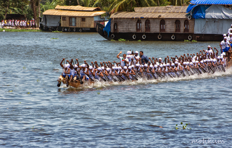 people boat race backwater nehrutrophy
