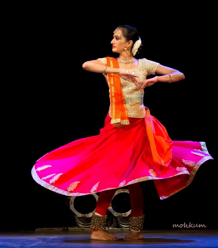 dance kathak mitha ernakulam