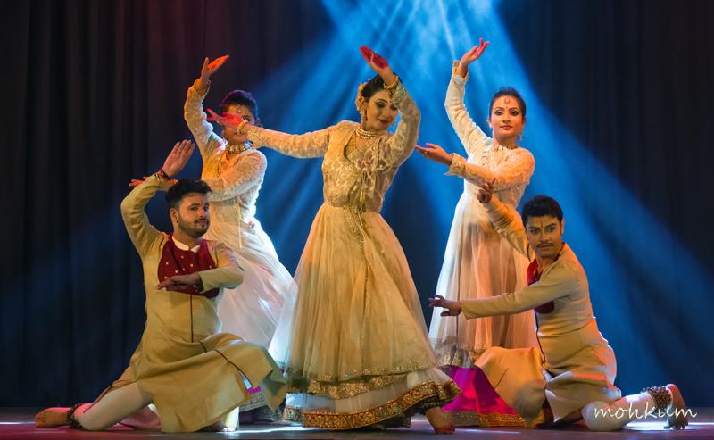 kathak dance yashminsingh Bishwajit Chakraborthy