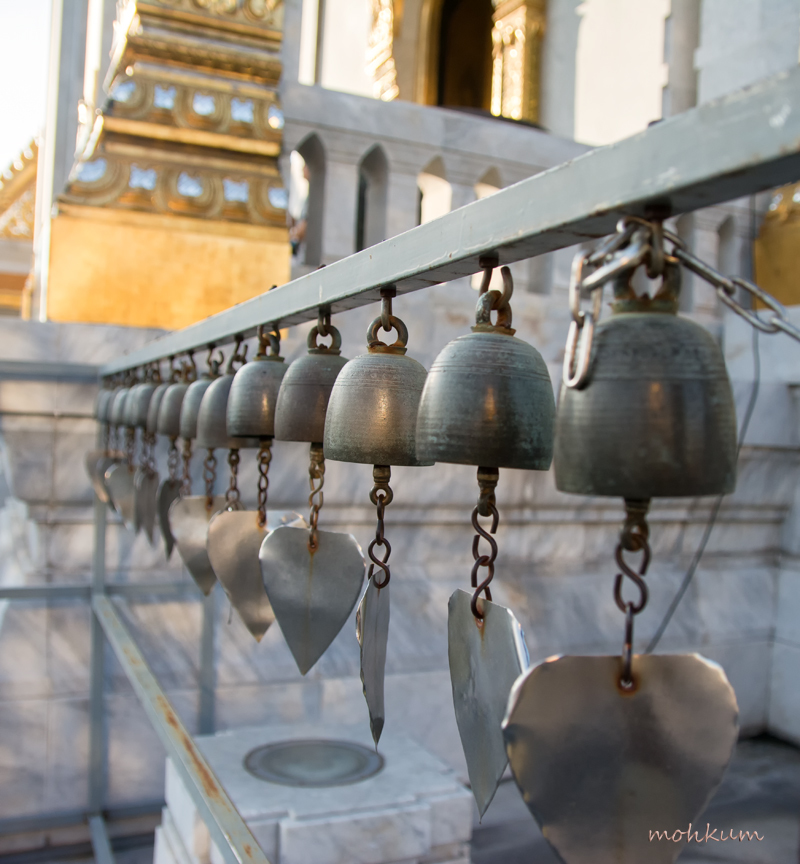 templebells buddha thailand
