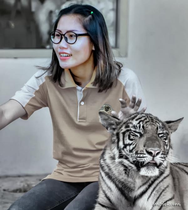 tiger lady park thailand