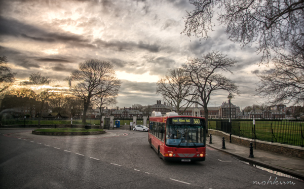 street bus london