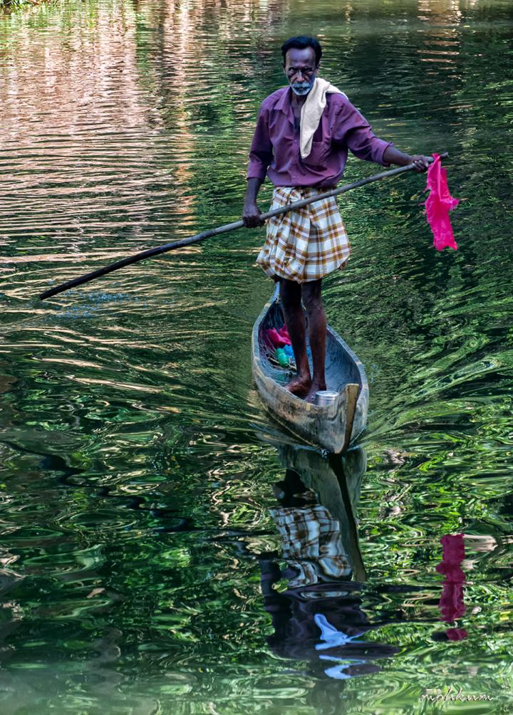 farmer river pumpa plathanam thalavady kuttanad