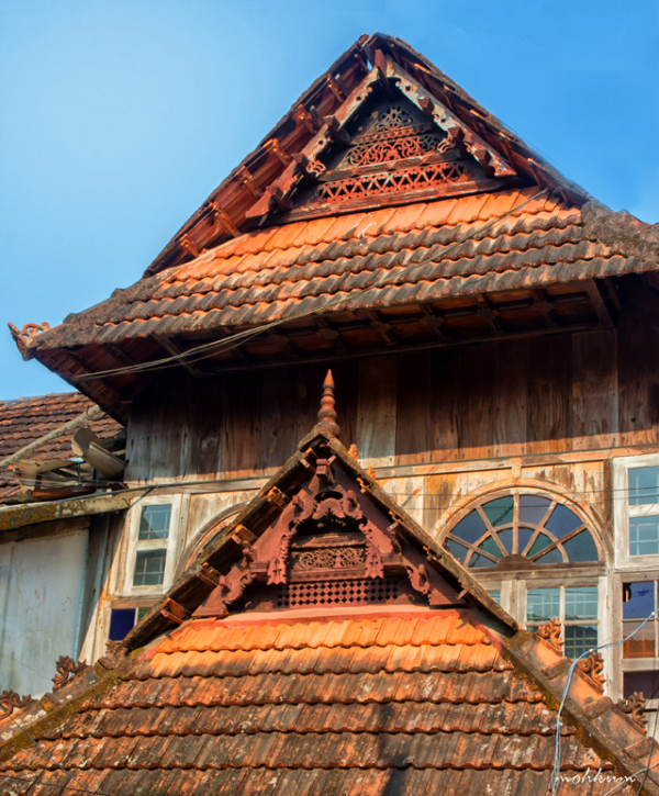 old house architecture mattancherry kerala