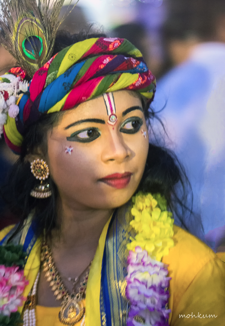 krishna janmashtami shobhayathra  tripunithura