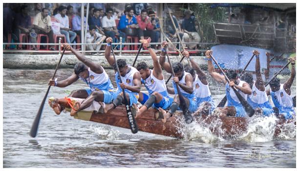 snake boat race team nehrutrophy alleppey kerala