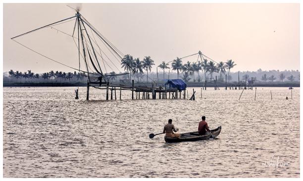 fishing backwaters kadamakkudy