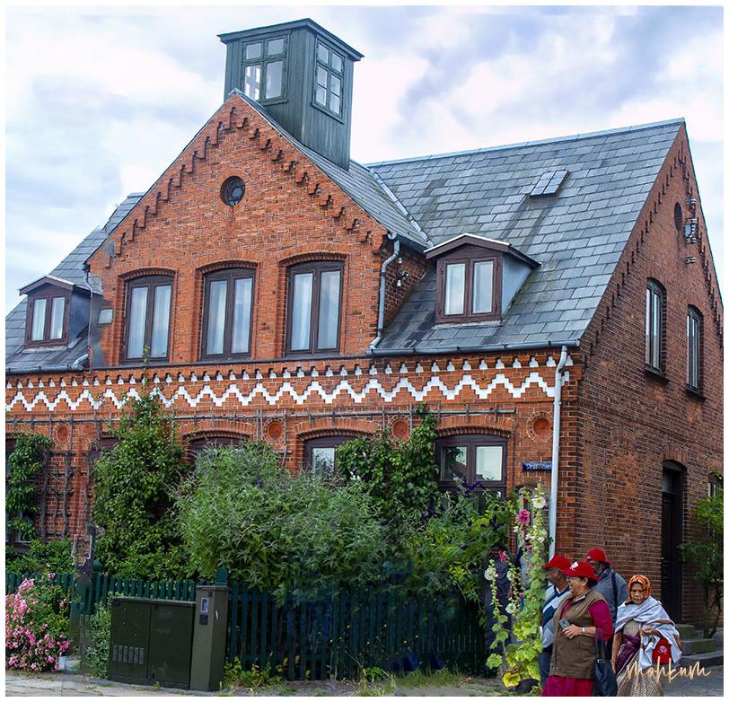 house architecture dragor denmark