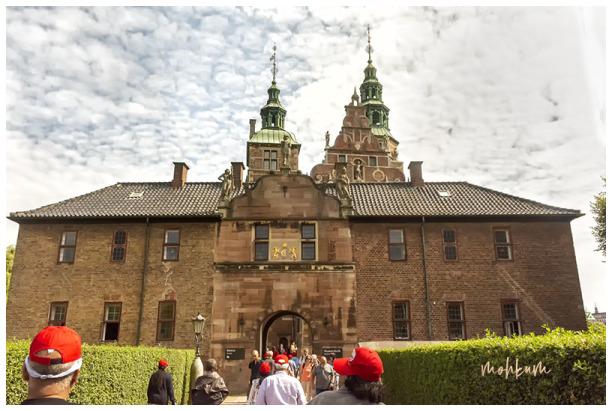 rosenberg castle copenhagen denmark
