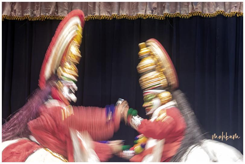kathakali duryodhanavadham bheema dushassana