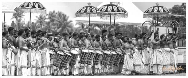 pancharimelam percussionist chenda kombu kuzhal