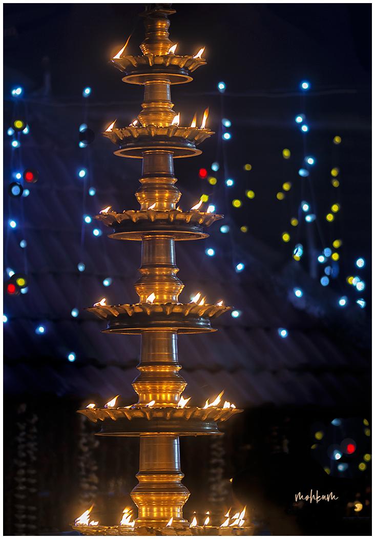 lamp temple