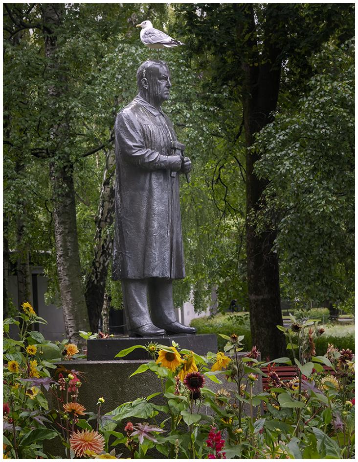 gustav vigeland sculptor park oslo norway