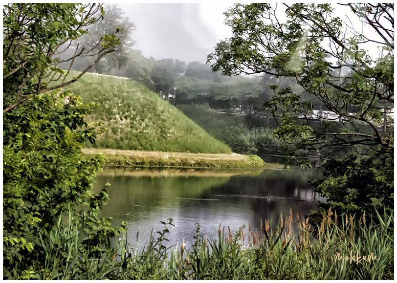 lake garden copenhagen denmark