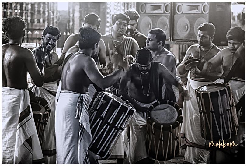 percussionist kerala