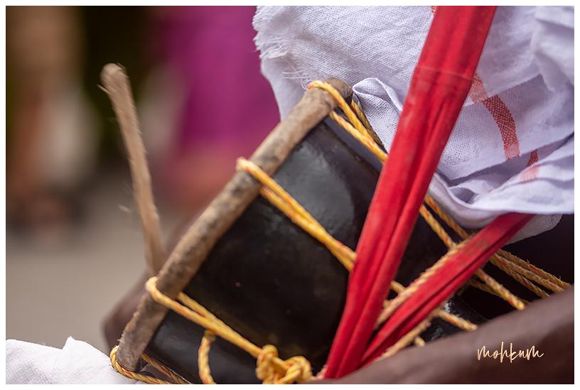 drum percussionist athachamayam tripunithura