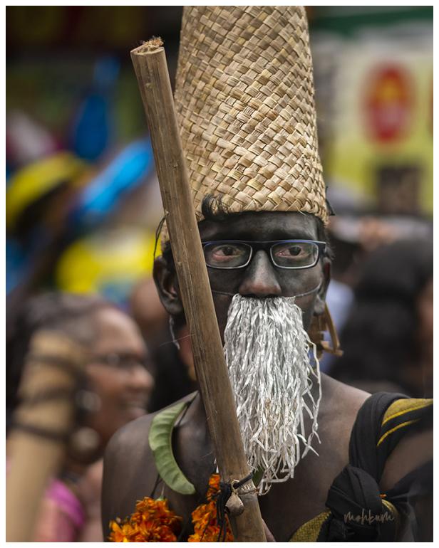 tribal procession athachamayam tripumithura
