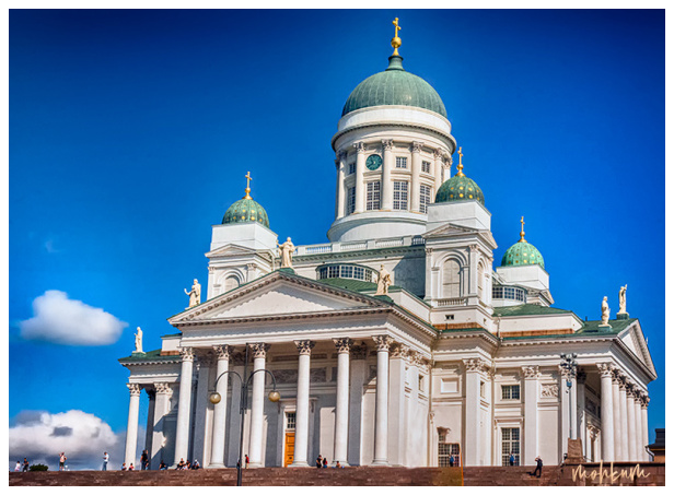 cathedral helsinki architecture
