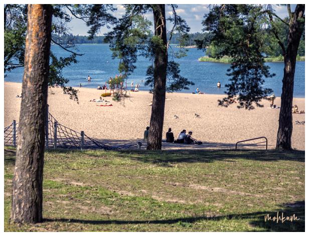 beach finland