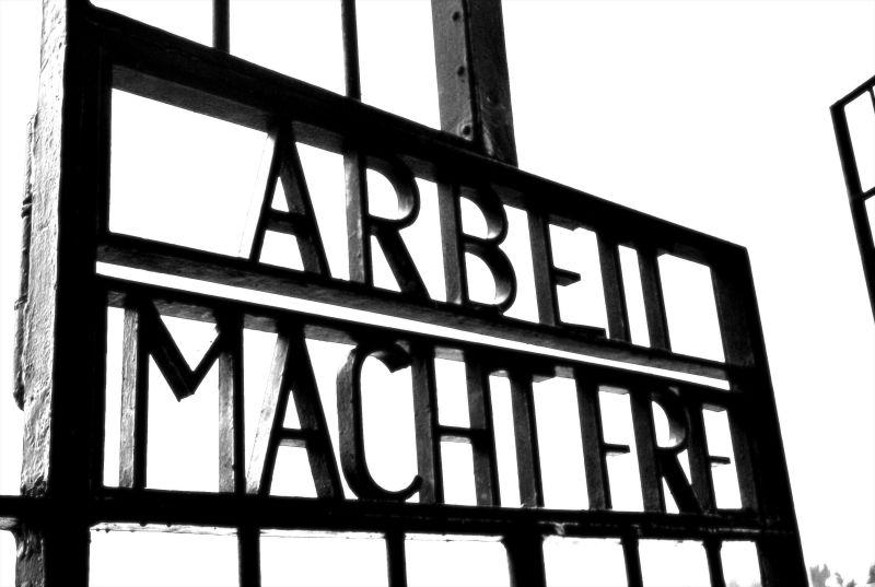 Arbeit macht frei- Sachsenhausen