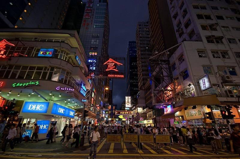 Sai Yeung Choi Street