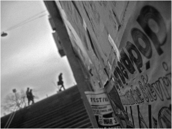 posters wall - Lyon
