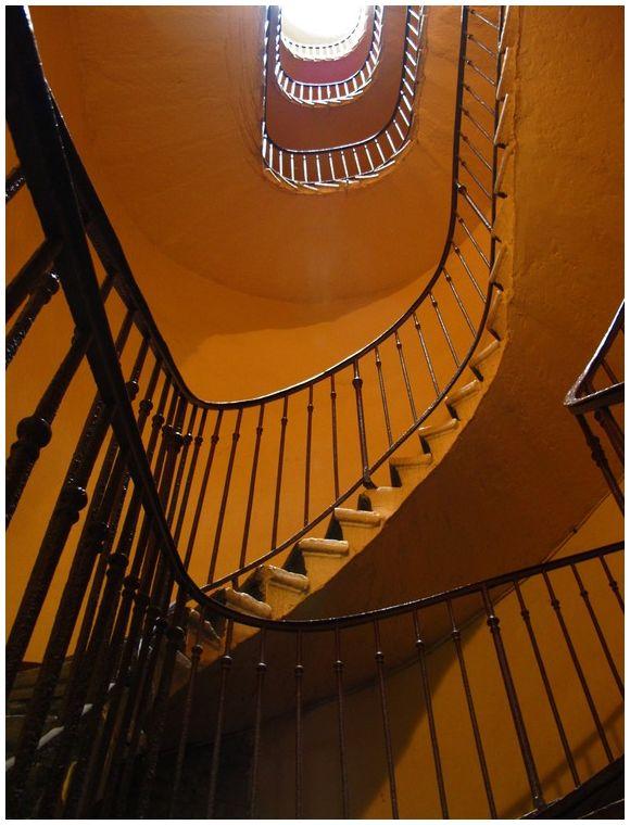 stairs lyon