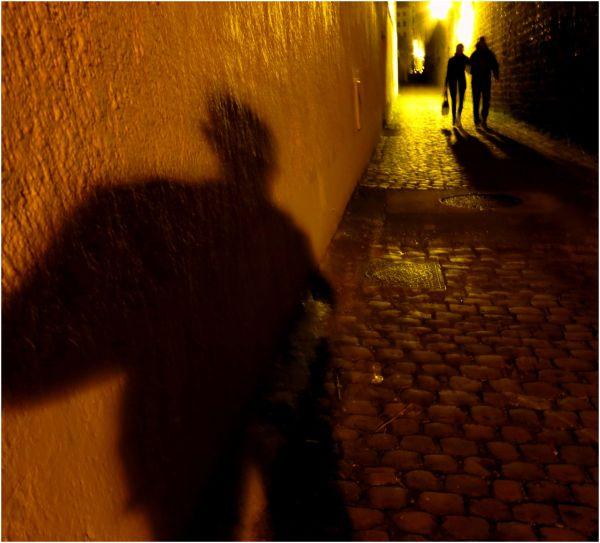 night street lyon