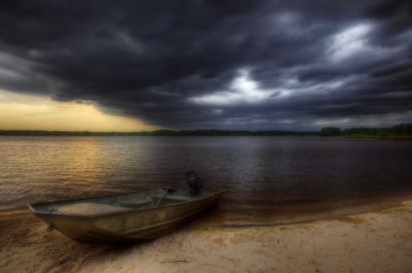 Una tempesta all'orizzonte