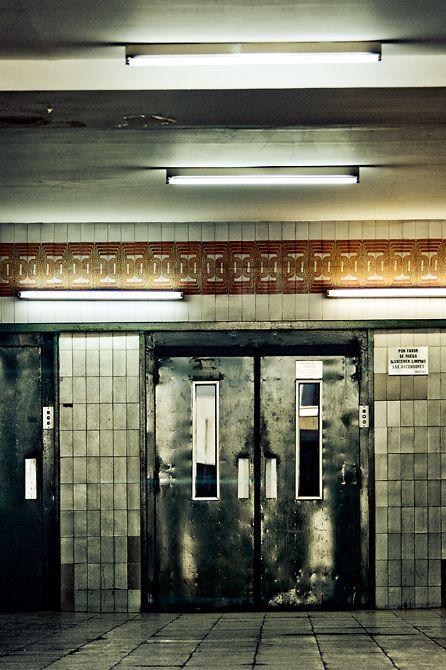 poblenou, ascensor