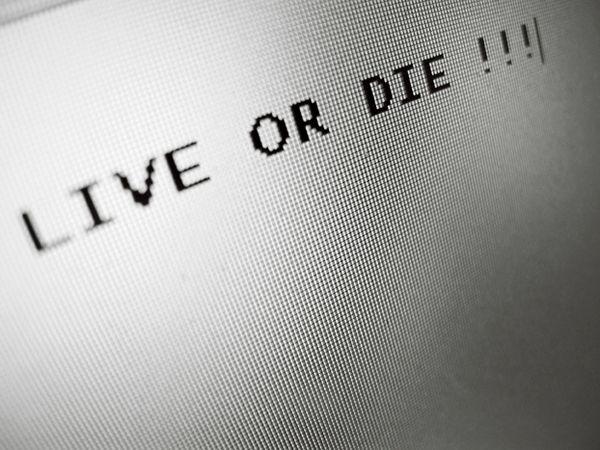 die live
