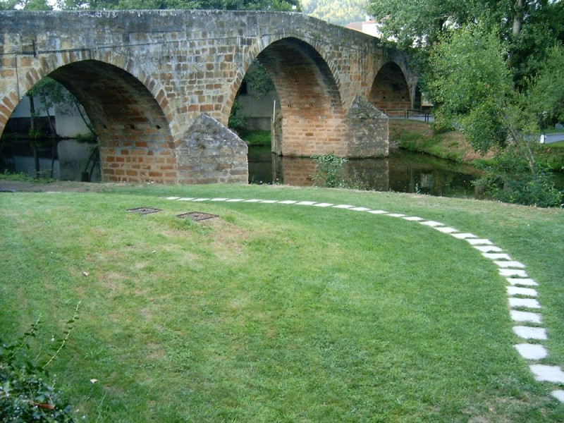 Ponte real Joanina - Góis