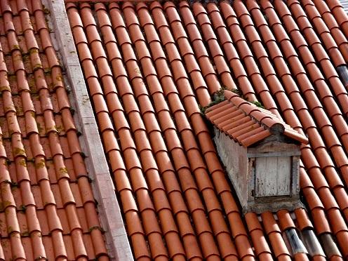 o telhado