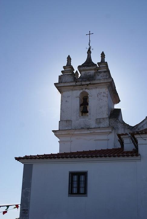 o sino da Igreja de Cabrela