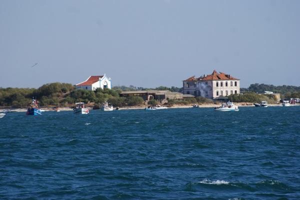 Círio marítimo de N. Senhora do Rosário de Troia