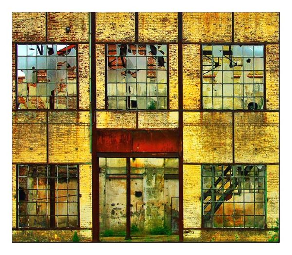 Friche industrielle